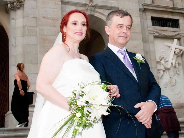La boda de Irene y Cesar