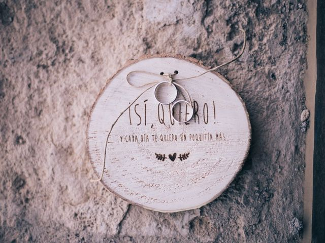 La boda de Dani y Eva en Sant Miquel De Balansat, Islas Baleares 12