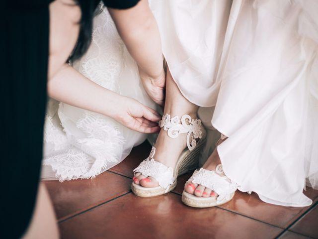 La boda de Dani y Eva en Sant Miquel De Balansat, Islas Baleares 13
