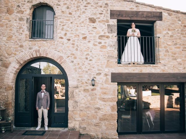 La boda de Dani y Eva en Sant Miquel De Balansat, Islas Baleares 17