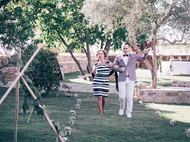La boda de Dani y Eva en Sant Miquel De Balansat, Islas Baleares 18
