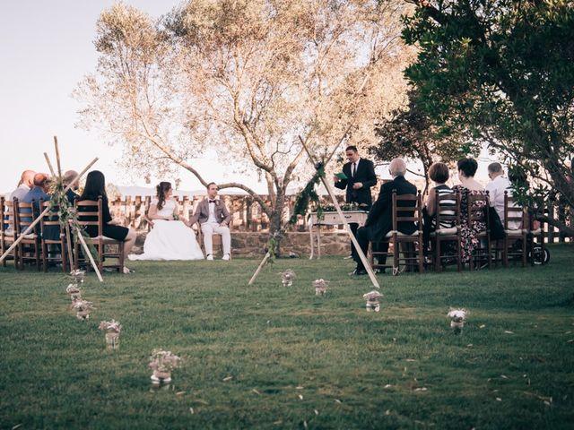 La boda de Dani y Eva en Sant Miquel De Balansat, Islas Baleares 25