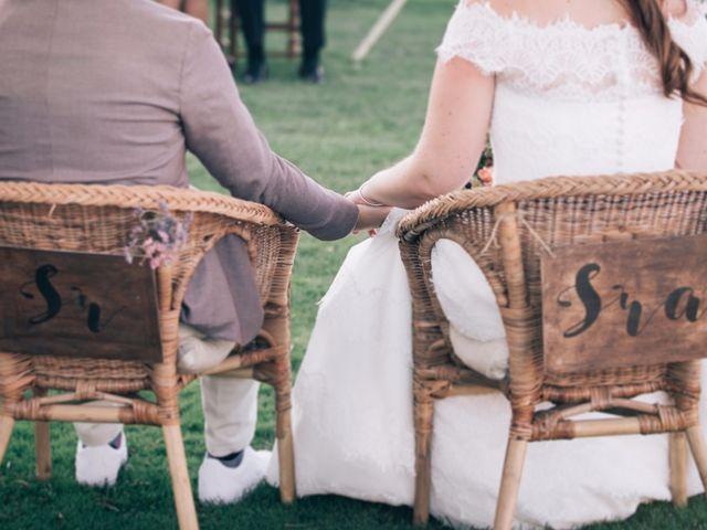La boda de Dani y Eva en Sant Miquel De Balansat, Islas Baleares 27