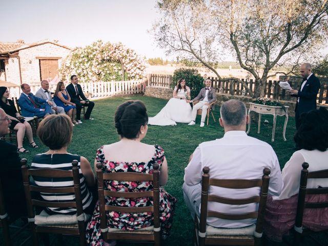 La boda de Dani y Eva en Sant Miquel De Balansat, Islas Baleares 29