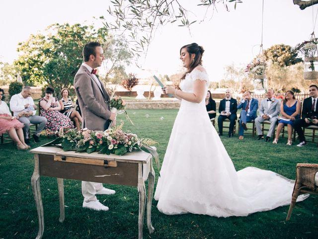 La boda de Dani y Eva en Sant Miquel De Balansat, Islas Baleares 33