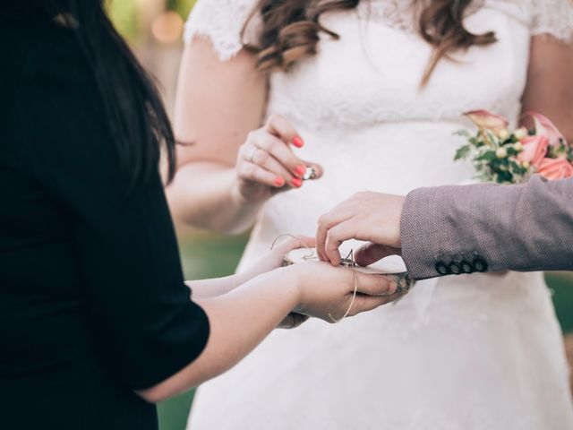 La boda de Dani y Eva en Sant Miquel De Balansat, Islas Baleares 35