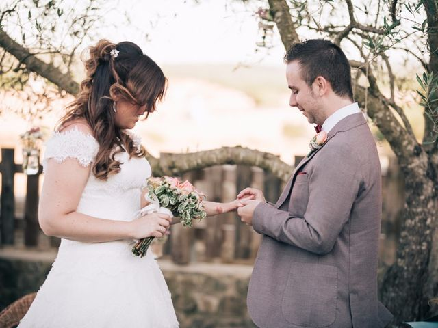 La boda de Dani y Eva en Sant Miquel De Balansat, Islas Baleares 37