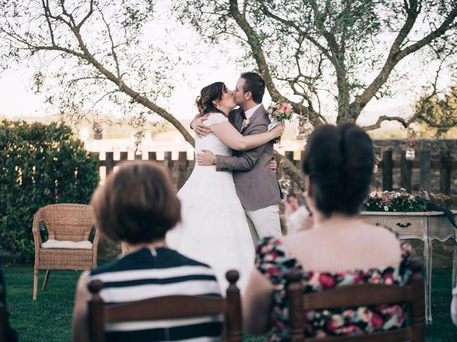 La boda de Dani y Eva en Sant Miquel De Balansat, Islas Baleares 38