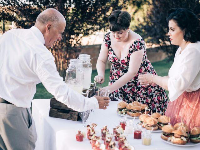 La boda de Dani y Eva en Sant Miquel De Balansat, Islas Baleares 45