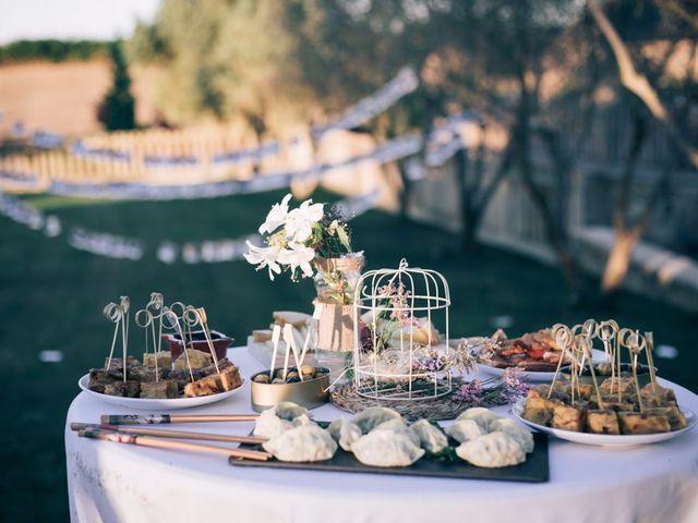 La boda de Dani y Eva en Sant Miquel De Balansat, Islas Baleares 49