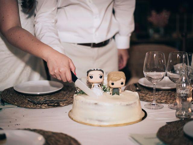 La boda de Dani y Eva en Sant Miquel De Balansat, Islas Baleares 62