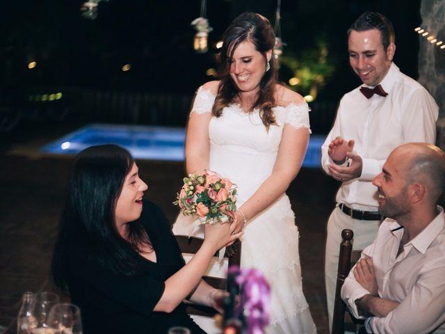La boda de Dani y Eva en Sant Miquel De Balansat, Islas Baleares 70