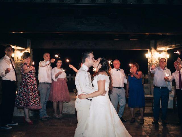 La boda de Dani y Eva en Sant Miquel De Balansat, Islas Baleares 74