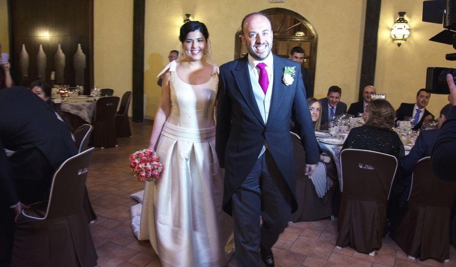 La boda de Alberto  y Paqui en Coria Del Rio, Sevilla