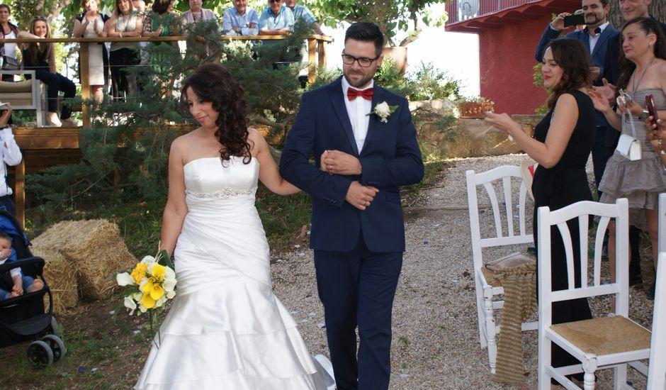 La boda de Ivan y Lydia en L' Albiol, Tarragona