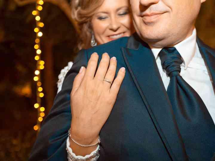 La boda de Merce y Juanje