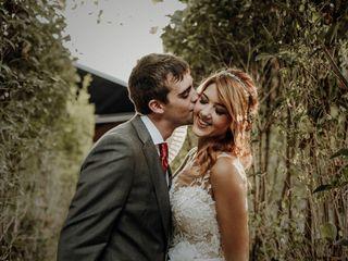 La boda de Tánia y Oscar 1