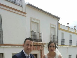 La boda de Nuria   y Juan antonio   1