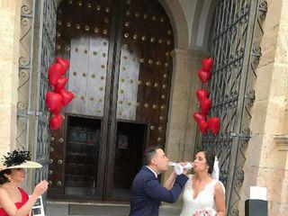 La boda de Nuria   y Juan antonio   2