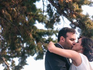 La boda de Antonio y Ari