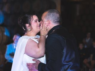 La boda de Pablo y Irene