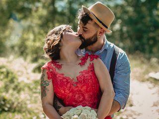 La boda de Marta y Jairo