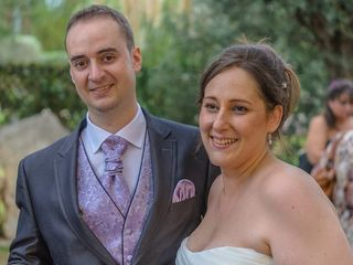 La boda de Fernando y Mónica