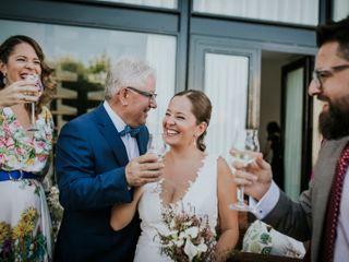La boda de Anthony  y Marisa 1