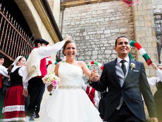 La boda de Elena y Salvador