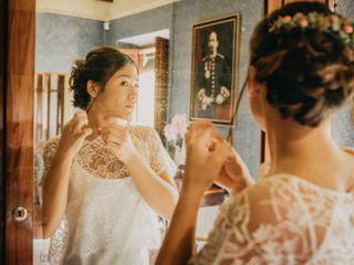 La boda de Marin y Juancho 1