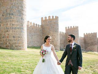 La boda de Lorena y Joaquín