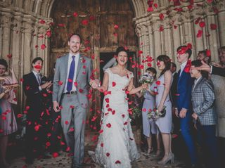 La boda de Elena y Rob