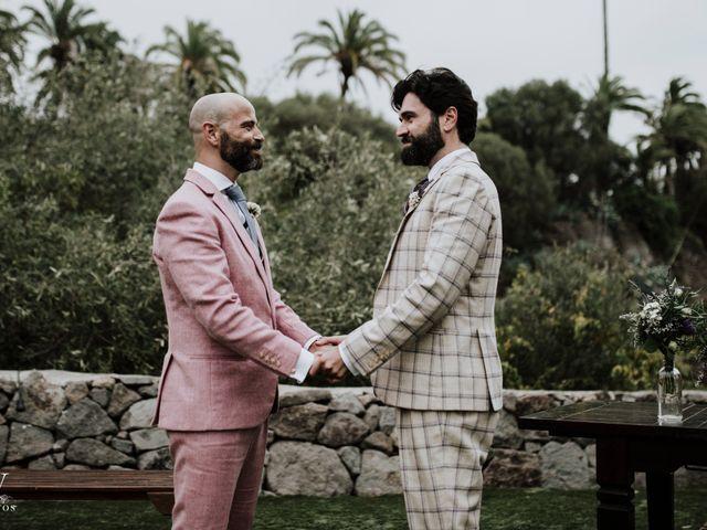 La boda de Borja y Manuel en Las Palmas De Gran Canaria, Las Palmas 4