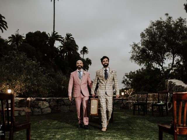 La boda de Borja y Manuel en Las Palmas De Gran Canaria, Las Palmas 5