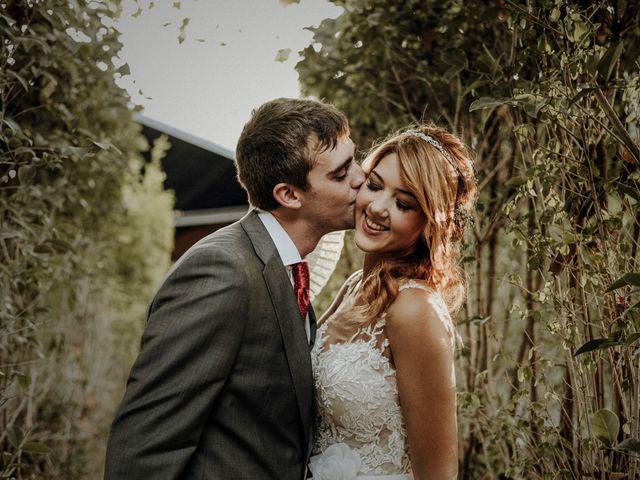 La boda de Tánia y Oscar