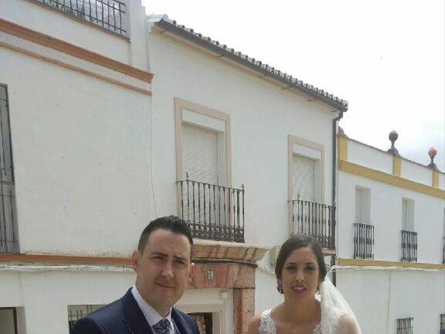 La boda de Juan antonio   y Nuria   en Olvera, Cádiz 2