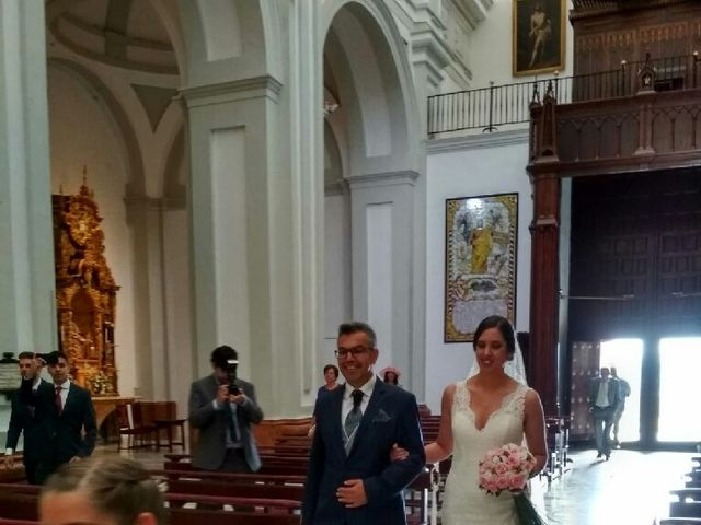 La boda de Juan antonio   y Nuria   en Olvera, Cádiz 4