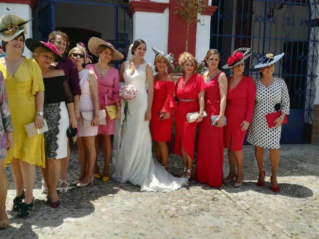 La boda de Juan antonio   y Nuria   en Olvera, Cádiz 1