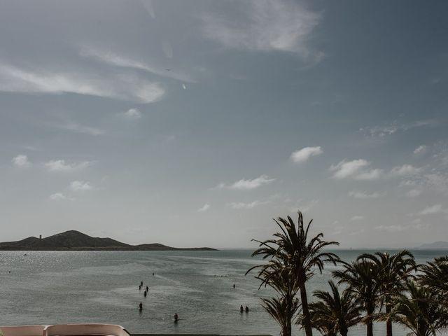 La boda de Javier y Irene en La Manga Del Mar Menor, Murcia 4