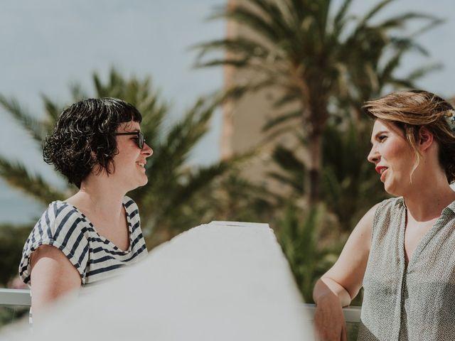 La boda de Javier y Irene en La Manga Del Mar Menor, Murcia 7
