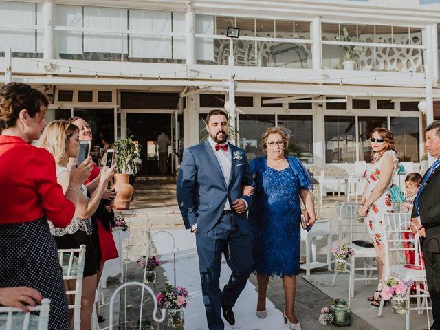 La boda de Javier y Irene en La Manga Del Mar Menor, Murcia 35