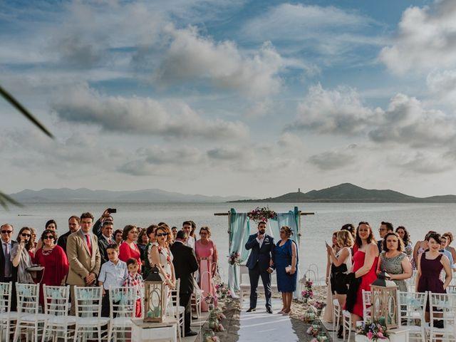 La boda de Javier y Irene en La Manga Del Mar Menor, Murcia 36