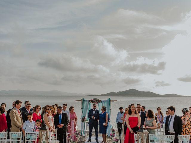 La boda de Javier y Irene en La Manga Del Mar Menor, Murcia 38
