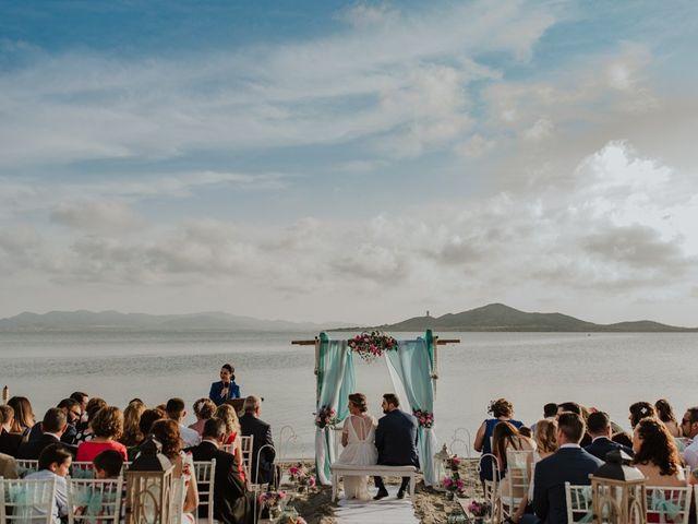 La boda de Javier y Irene en La Manga Del Mar Menor, Murcia 43