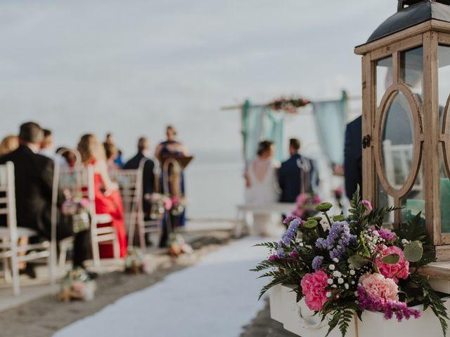 La boda de Javier y Irene en La Manga Del Mar Menor, Murcia 44