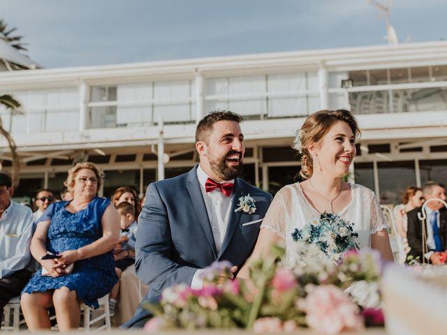 La boda de Javier y Irene en La Manga Del Mar Menor, Murcia 45