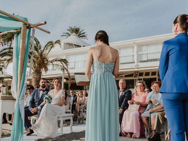 La boda de Javier y Irene en La Manga Del Mar Menor, Murcia 47