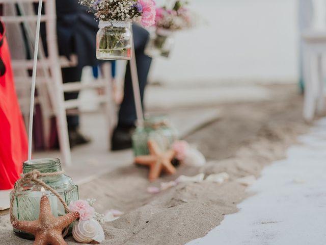 La boda de Javier y Irene en La Manga Del Mar Menor, Murcia 51