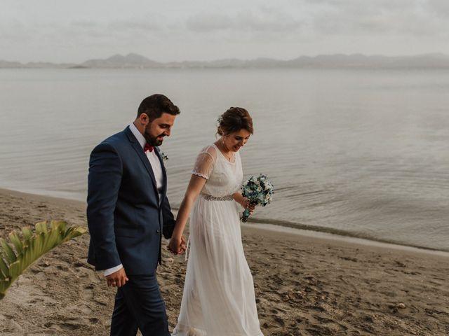 La boda de Javier y Irene en La Manga Del Mar Menor, Murcia 53