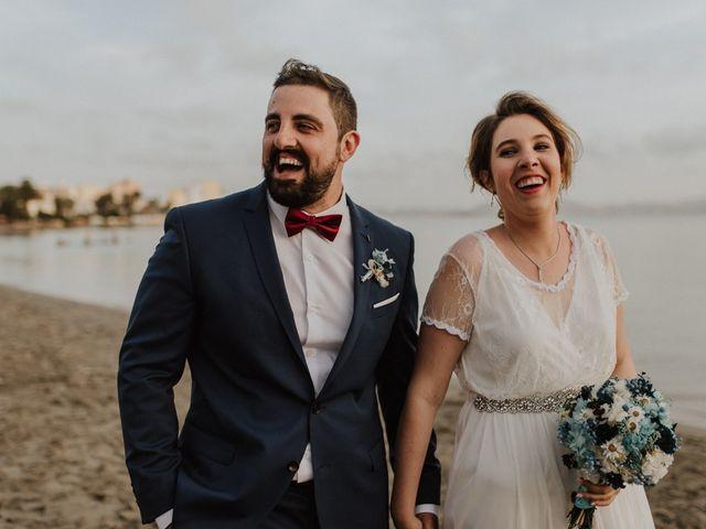 La boda de Javier y Irene en La Manga Del Mar Menor, Murcia 54